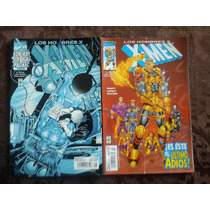 X - Men Preludio Los Doce Tomos 3 Y 5 Comics