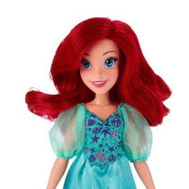Disney Princess Royal Shimmer. Ariel La Sirenita Princesas