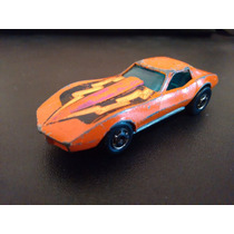Hot Wheels Corvette Stingray 1975 Hk Antiguo Clasico