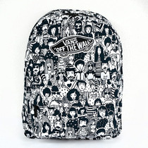 Vans Mochila Backpack 100% Original 7