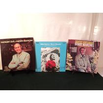 Henry Mancini 3 Vinilos Discos Lp Jazz