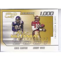 2001 Quantum Leaf All Millennium Milestones C Carter J Rice
