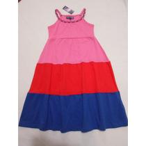 Vestido Largo Para Niña Bebe 1 Y 2 Años Importado
