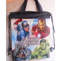 Morral-mochila, Dulcero, Fiesta De Avengers, Vengadores