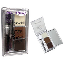 Wet N Wild Ultimate Brow Kit Para Delinear La Ceja