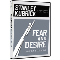 Stanley Kubrick. Miedo Y Deseo. Dvd.