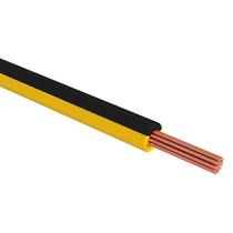 1 Piezas Cable Thw Cal 10 Color Negro Rollo 100m Sanelec