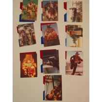 Lote De 10 Estampas 3d Young Indiana Jones Chronicles