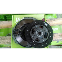 Kit Clutch Vw Polo Lupo Seat Ibiza 1.6 99-2006 Valeo