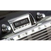 1947 - 1953 Chevrolet / Gmc Pickup Stereo Radio Mp3 Aux