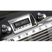 1947 - 1953 Chevrolet / Gmc Pickup Stereo Radio Mp3 Aux