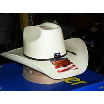 Sombrero Vaquero 8 Segundos Wrangler Original