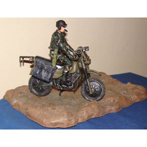 Ranger Bike Bbi Ultimate Soldier 1/18 Especial Para Regalo
