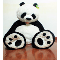 Oso Panda De Peluche Gigante Hug Fun 134 Cm