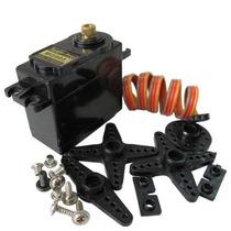 Servomotor Mg995 De 15 Kg.cm, Robótica, Pic, Avr, Arduino