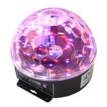 Esfera Led Disco Secuencial Dj Audioritmica Dmx
