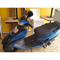 Italika Xs125 Color Azul, Precio A Tratar!!!