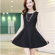 Vestido Corto Fashion Casual Moda Japonesa Envío Gratis