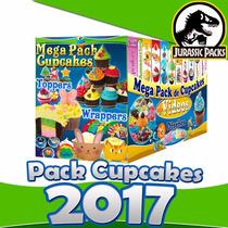 Mega Libro La Biblia De Cupcakes Y Wrappers Toppers Recetas