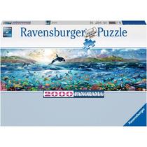 Ravensburger Rompecabezas Oceano Azul 2000 Pz 16696
