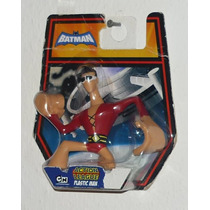 Dc Comics Plastic Man Action League Minifigura Marca Mattel