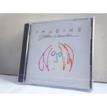 John Lennon. Imagine. Music From The Motion Picture. Cd.