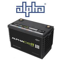 Batería Solar Alphacell 4.0hp, Ciclado Profundo