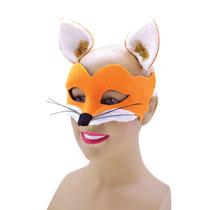 Fox Traje - Conjunto Animal Mask + Orejas Cara Del Partido D