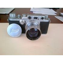 Camara Fotografica Original Leica Iiia Original Alemana 1950