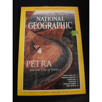 National Geographic - Petra Ancient City Of Stone Vol 194 #6