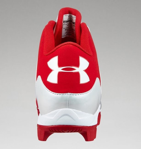 Spikes Zapatos Mid Rm Armour Under Leadoff Cleats 2299 Beisbol OCqyx6