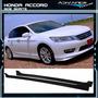 Estribos Laterales Para Honda Accord Sedan 13-16