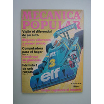 Mecánica Popular..... Revista De Colección