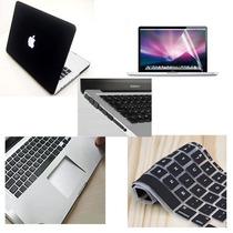 Paquete De Carcasa Y Accesorios Para Macbook Pro 15