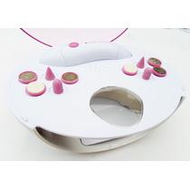 Sistema De Pedicure Manicure Revlon Spa Inalambrico +secador