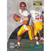 1995 Classic Proline Grand Gainers Rob Johnson Qb Jags
