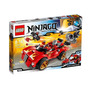 Lego Ninjago X-1 Ninja Charger Modelo 70727 Nuevo Sellado