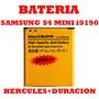 Bateria Pila Samsung S4 Mini I9190 Hercules+duracion Oferta¡