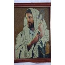 Cuadro De Semilla Religioso Jesus De Nazaret