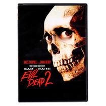 Evil Dead 2 Sam Raimi Terror , Pelicula Importada En Dvd