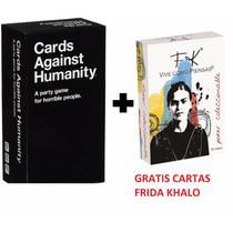 Cards Against Humanity+regalo - Cartas Contra La Humanidad