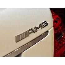 Estampa Emblema Mercedes Amg