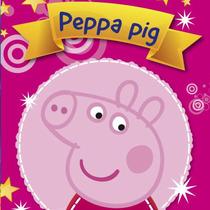 Kit Imprimible Peppa Pig La Cerdita Diseña Tarjetas Y Mas -