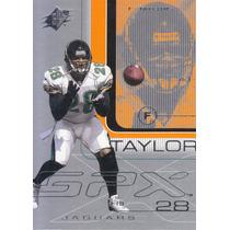 2001 Spx Fred Taylor Rb Jaguars