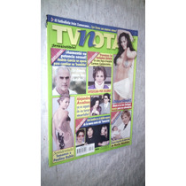 Paulina Rubio Maribel Guardia Revista Tv Notas 2002