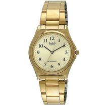 Reloj Casio Modelo Mtp-1130n-9b Original Mas Envio Sin Costo