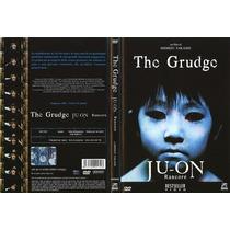 Dvd Ju-on The Grudge La Maldicion El Aro La Llamada Japonesa