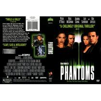 Dvd Terror Horror Fantasmas Phantoms Ben Affleck Otoole