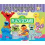 Kit Imprimible Plaza Sesamo + Candy Bar Invitaciones Fiesta