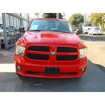 Dodge Ram 2015 Rojo